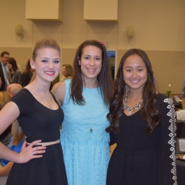 I wouldn't have gotten through senior year without these two!