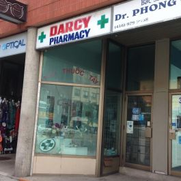 ...and a pharmacy (?)