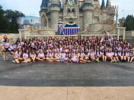 Our mob of purple took Disney by storm!