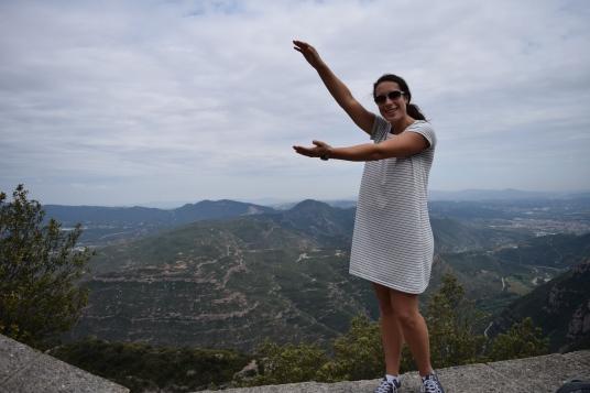 Gator chomping at Montserrat.